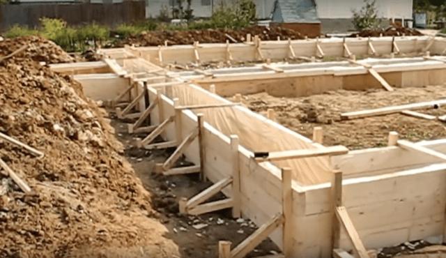 выбрать марку бетона для фундамента частного дома