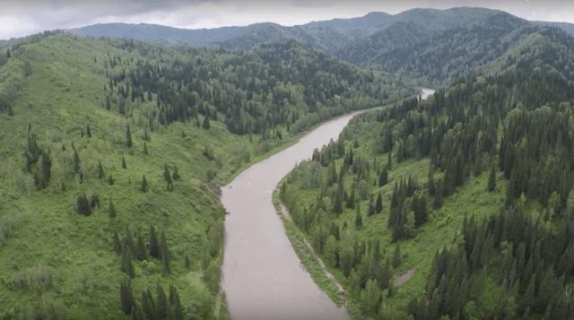 где начинаются реки