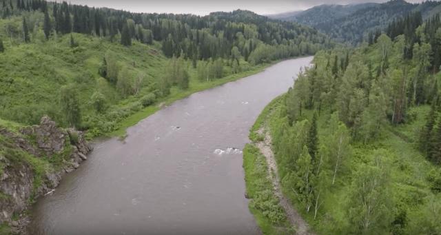 куда текут реки и где заканчиваются