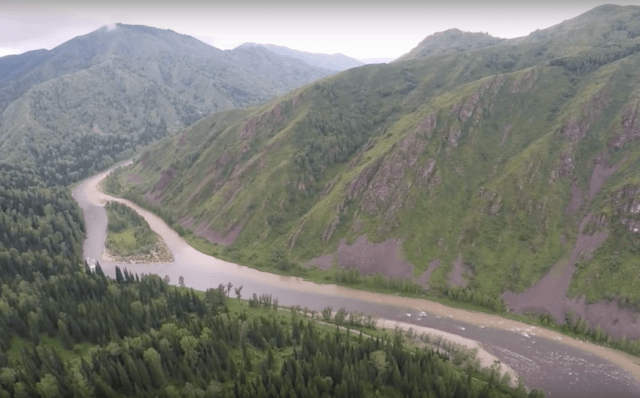где берут свое начало реки