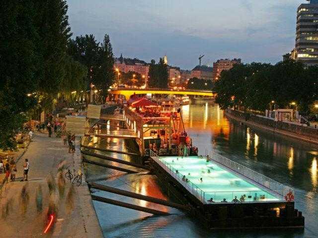 Путешествие в Вену, что посетить
