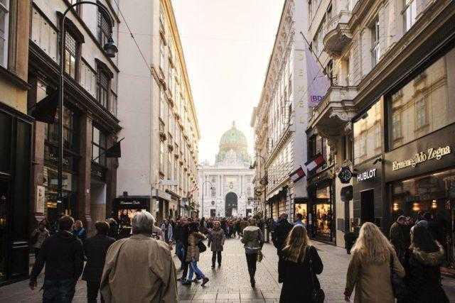 шоппинг в Вене