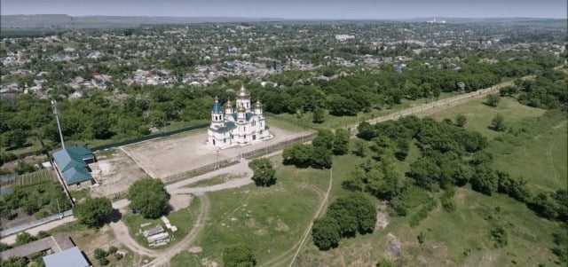 село Александровское самое большое в мире