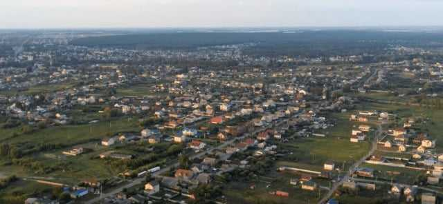 самое большое село Новая Усмань