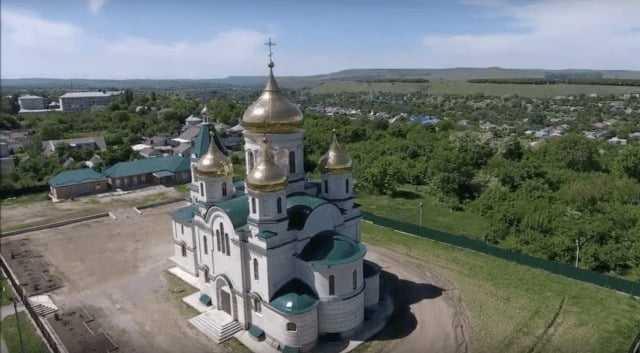 самое большое село в мире Александровское