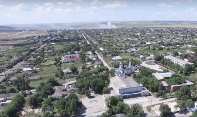 село Конгаз самое большое по численности