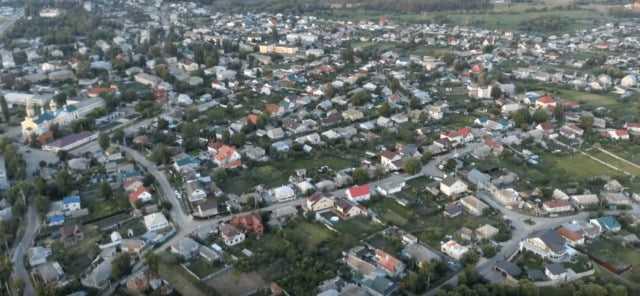 самое крупное село по населению Новая Усмань