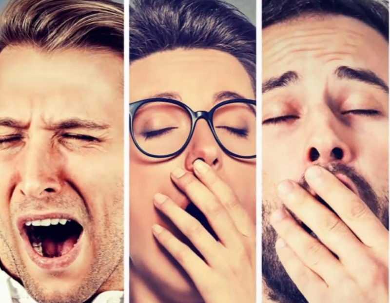 Почему зевота заразительна?
