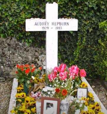 Одри Хепберн смерть