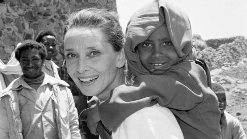 Одри Хепберн: личная жизнь, старость и смерть легендарной актрисы