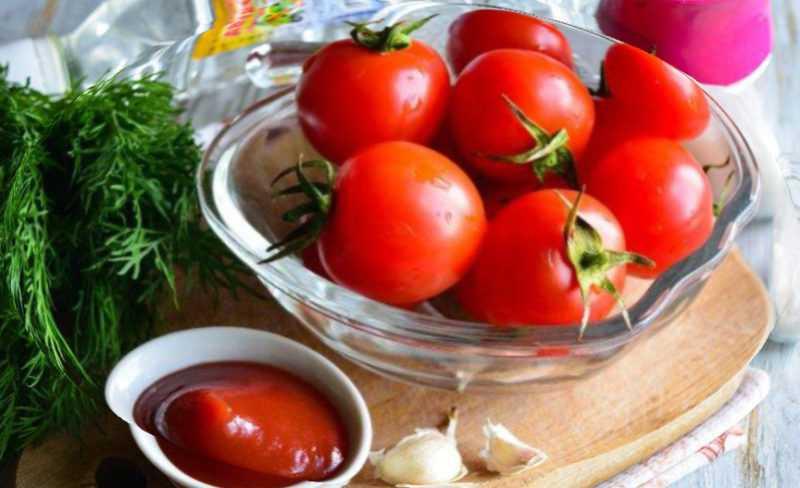 рецепты кетчупа на зиму
