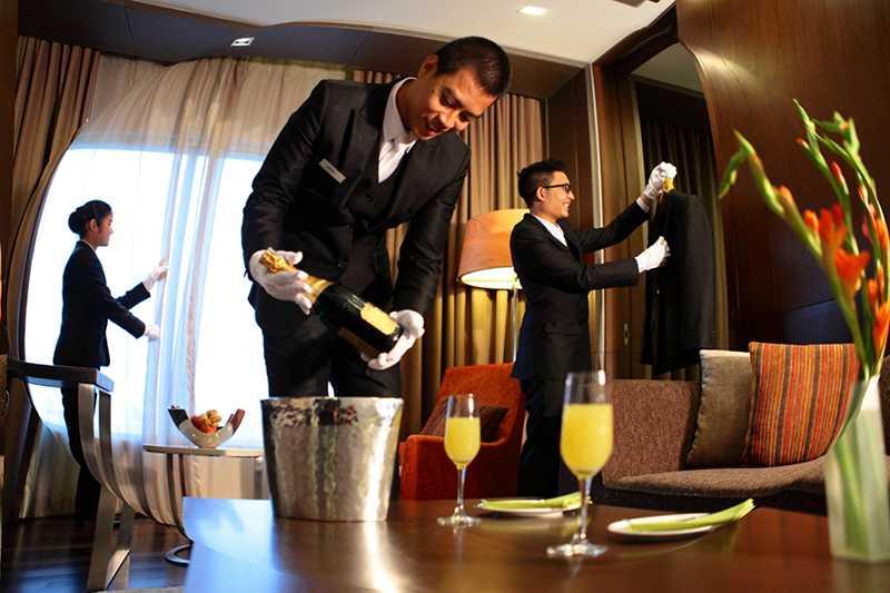 Как организовать в гостинице рум сервис