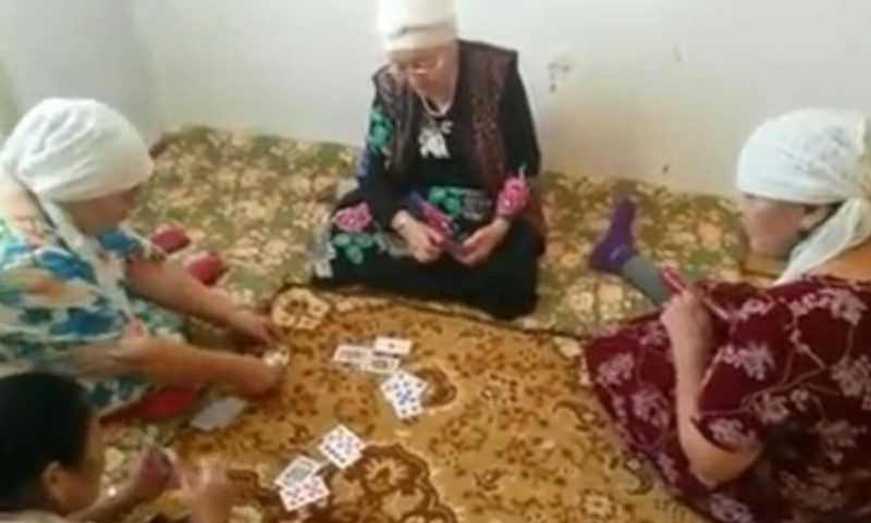 Какими картами принято играть буркозел