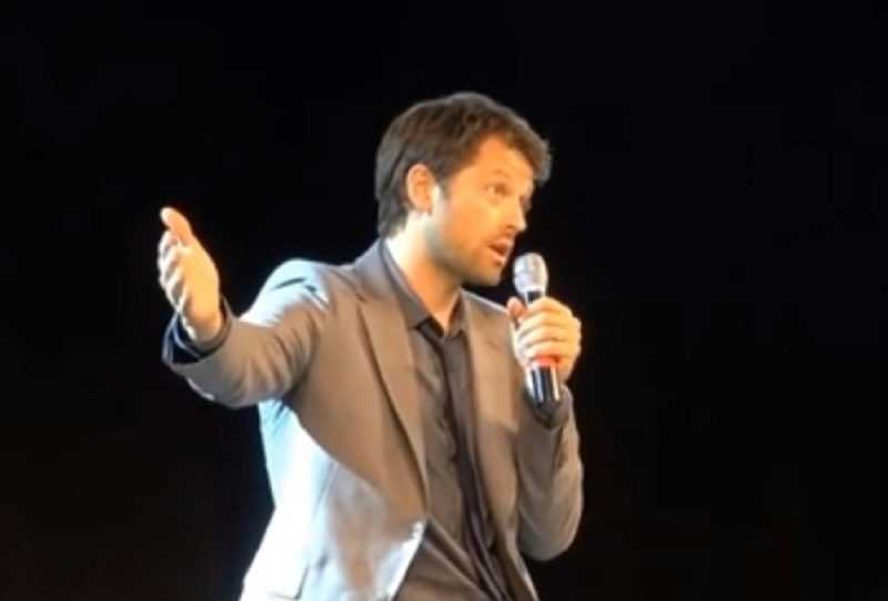 Charmed by Misha Collins