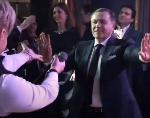Irina Agalarov's Wedding