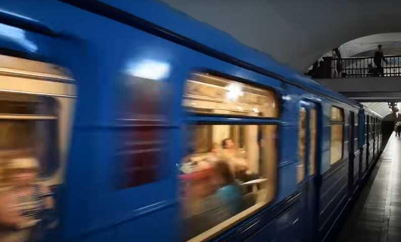 московское метро радиальная
