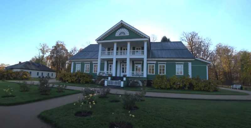 Петровское - пушкинское место