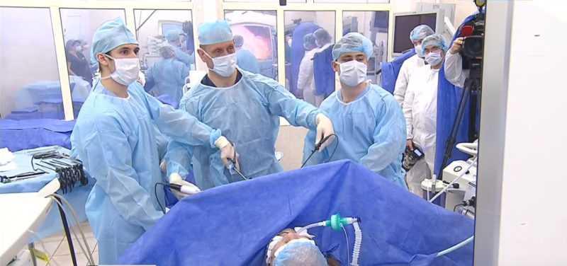 Операция на желудок: виды и особенности