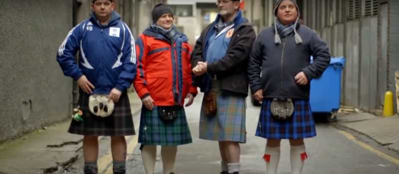 Происхождение кланов Шотландии