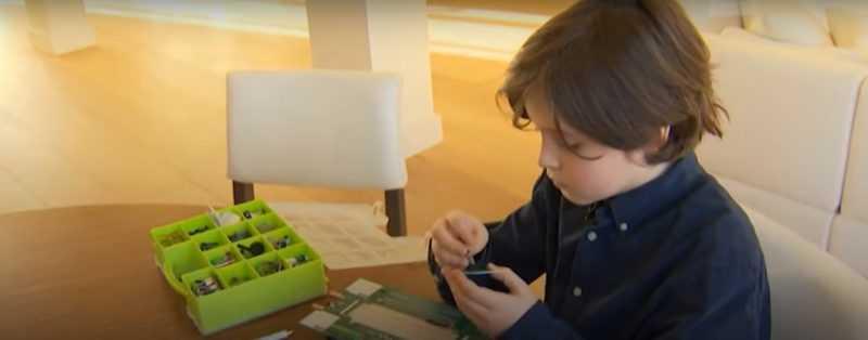способности ребенка к технике