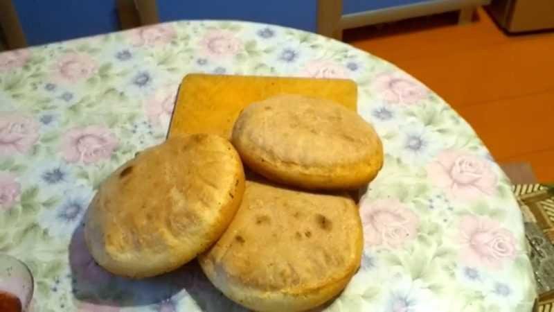 подовый хлеб по старинному рецепту