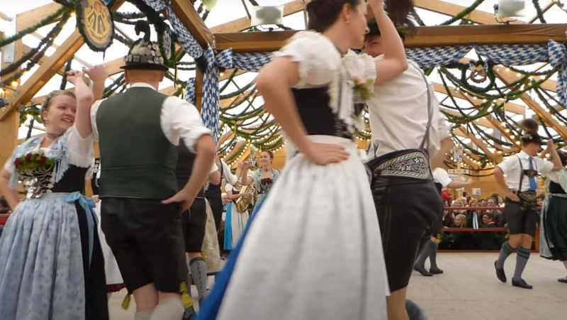 Народные танцы Германии: описание, виды и происхождение