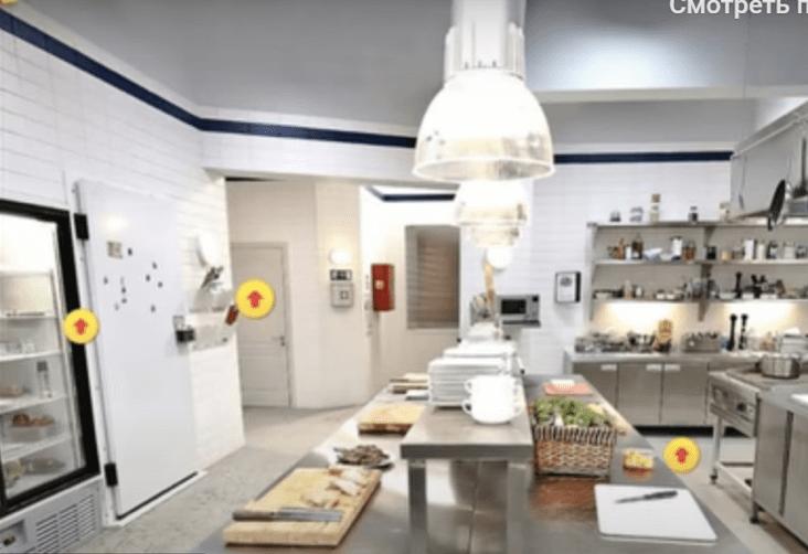Ресторан «Клод Моне» стал прототипом реального заведения премиум-класса