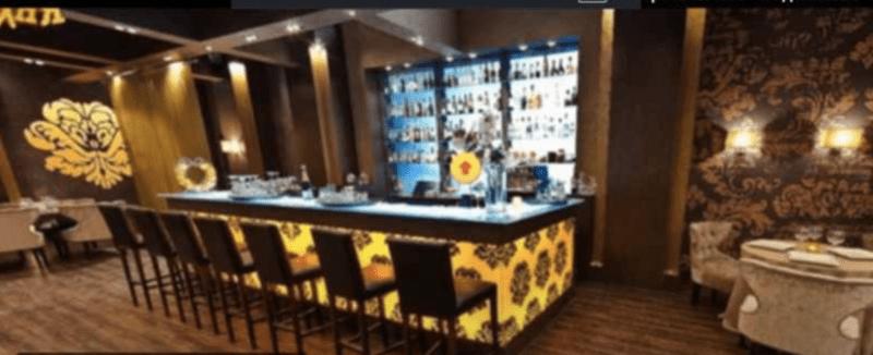 Ресторан «Клод Моне» заведение