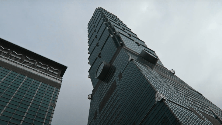 высочайшее здание мира