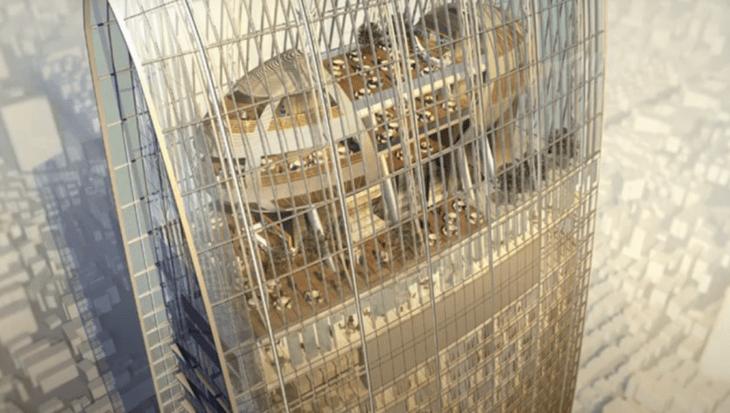 высочайшие постройки и сооружения