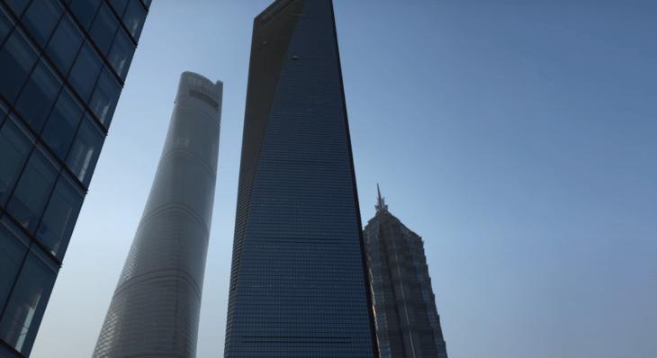 одно из самых высоких зданий в мире