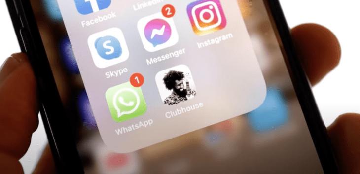 Сlubhouse - новая соцсеть