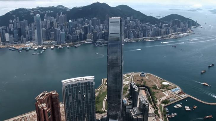 самые высокие дома в мире