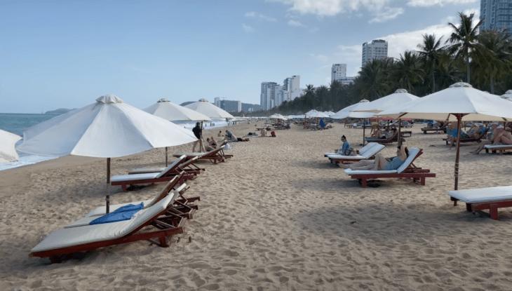 пляжи Нячанга или Фантьета