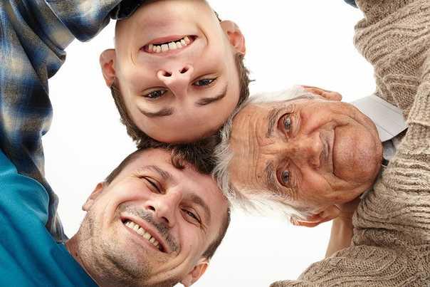 преемственность поколений