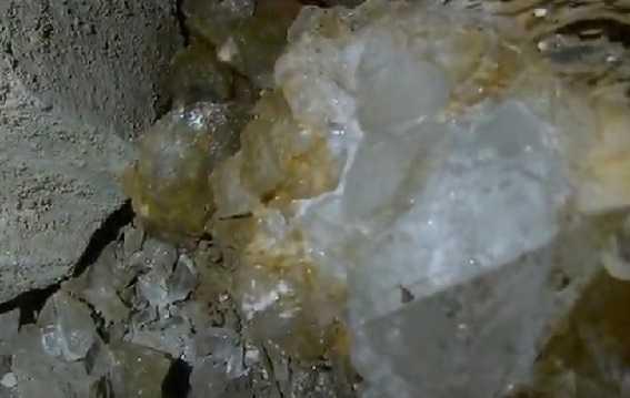 Полиметаллические руды