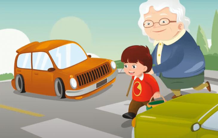 как должен себя вести пешеход