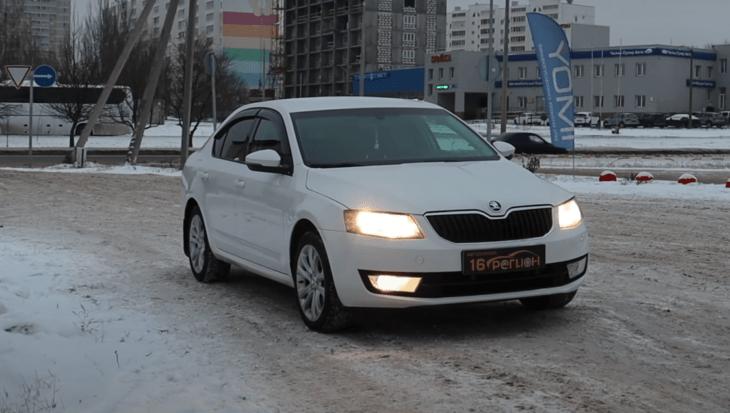 популярная марка чешского автомобиля