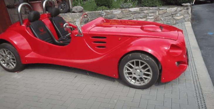 чешский автомобиль kaipan