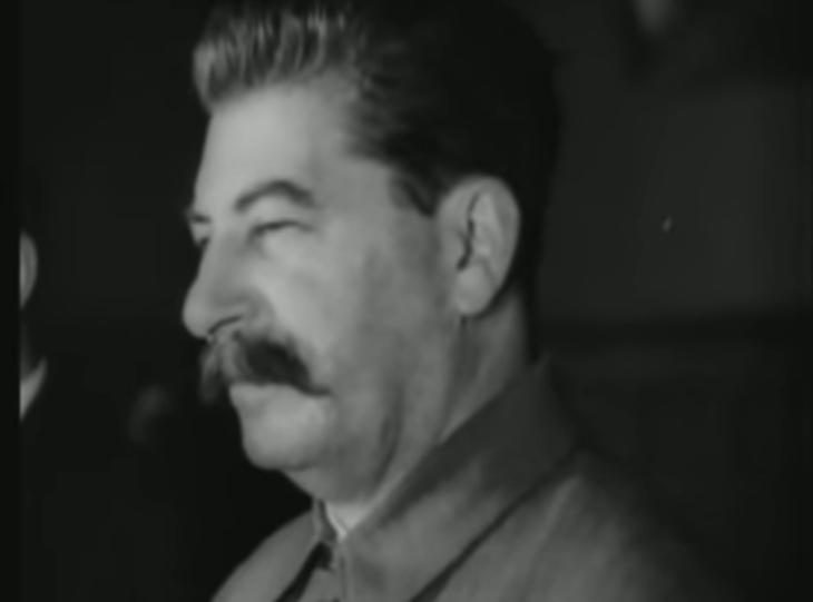 Внуки Сталина, вождя народов