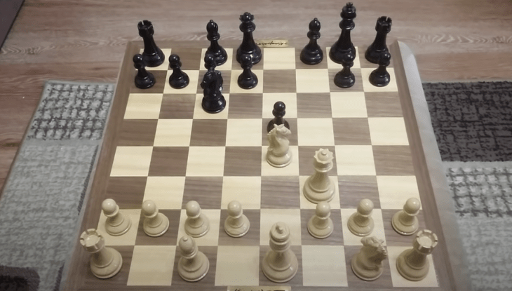 Патовая ситуация в шахматах