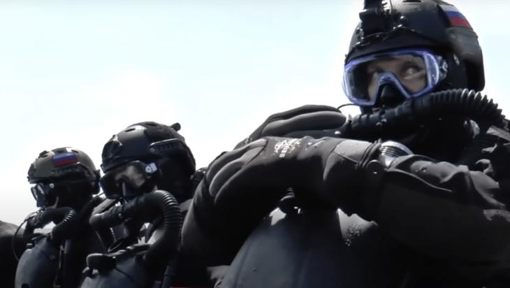 Спецназ морской пехоты России: отбор кандидатов