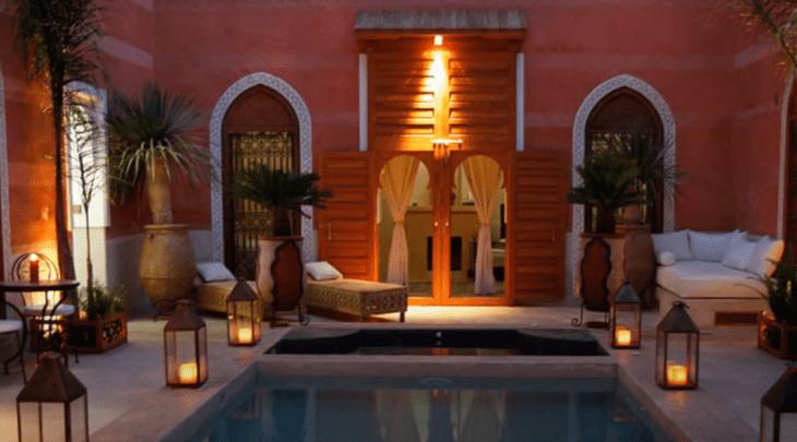 Марокканский хаммам: правила и традиции