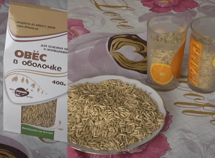 Отвар овса – рецепт приготовления