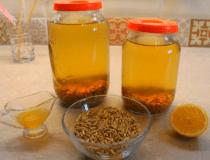 Отвар овса – рецепт приготовления, польза и противопоказания к применению