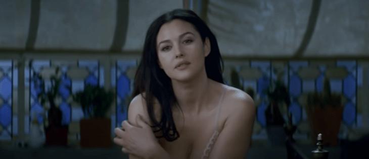 Моника Белуччи макияж