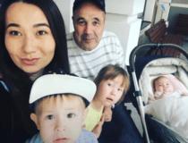 Биография Ксении Ли: отношения, брак и совместные дети с комиком Дмитрием Соколовым