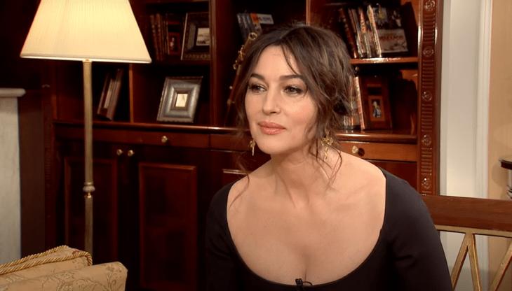 актриса Моника Белуччи