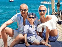 Биография Сергея Дзебаня – крепкий брак с актрисой, дети и успехи в бизнесе