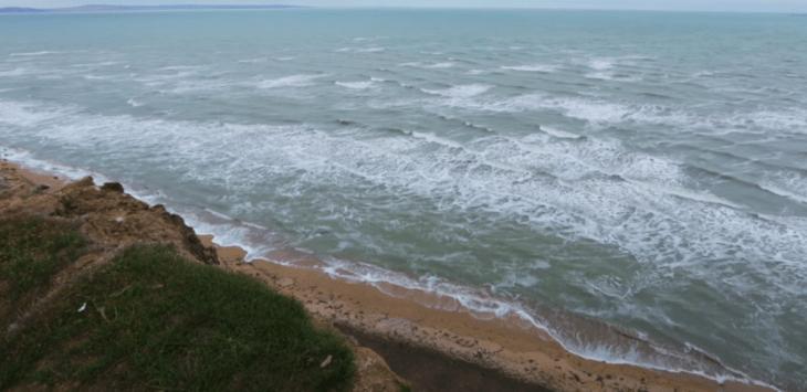 Азовский пляж